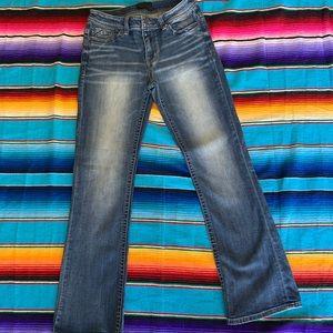 Buckle Black Jeans Size 27